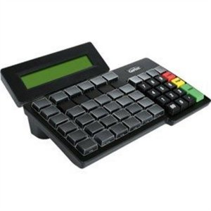 Teclado 55 Tec Com Display - Gertec