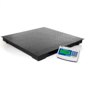 Balança Plataforma 1 Tonelada/120kg - Elgin