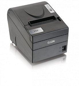Impressora de Cupom Não Fiscal Térmica Elgin Vox
