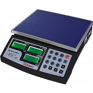 Balança Calculadora US POP-S 20 kg Com Bateria - Urano