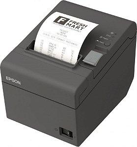 Impressora de Cupom TM-T20 Cinza Escuro Usb - Epson