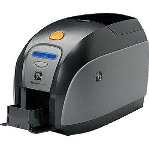 Impressora de Cartão ZXP 1 Impressão 01 Lado Usb - Zebra