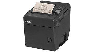 Impressora ECF-IF TM-T900F Cinza - Epson