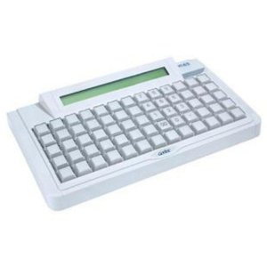 Teclado Tec 65 com Display - Gertec