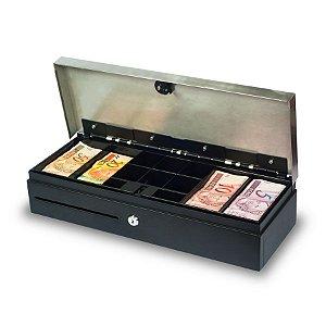 Gaveta de Dinheiro GD-46 Preta - Bematech