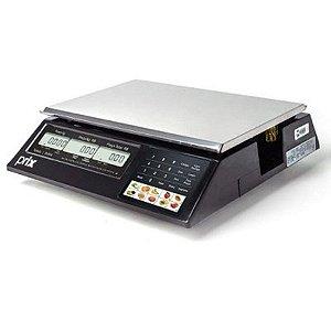 Balança Calculadora Prix 3 Ultra 15 Kg com Bateria  - Toledo