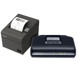 Kit SAT A-10 + Impressora TM-T20 - Epson