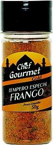 TEMPERO ESPECIAL FRANGO 50G CHEF GOURMET