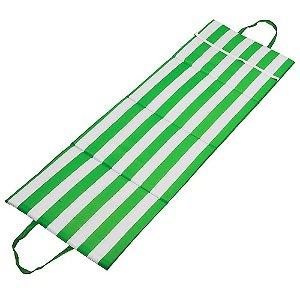 Almofada Cadeira Sport 164X49,5cm Verde