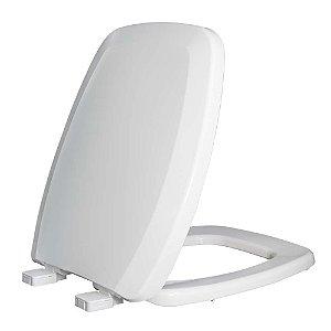 Assento Sanitário Plástico Primula PP Convencional Branco - APRIAMAPPCV00