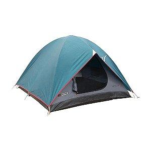 Barraca De Camping 4 Pessoas Impermeavel 2500mm Cherokee GT 3/4 NAUTIKA