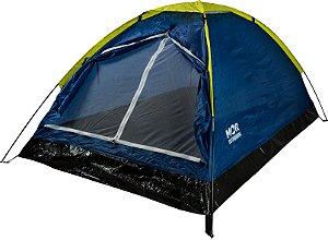 Barraca De Camping 2 Pessoas IGLU Azul Mor
