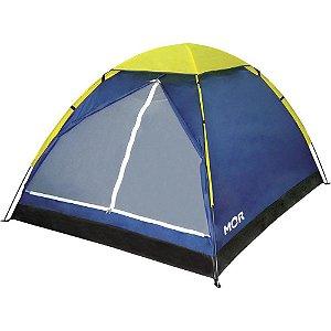 Barraca De Camping 3 Pessoas IGLU Azul - MOR