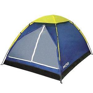 Barraca De Camping 4 Pessoas IGLU Azul - MOR