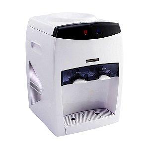 Bebedouro Eletrônico Branco Para Garrafão De Água 10LT e 20LT Bivolt