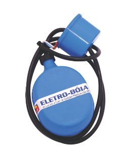 Boia Eletrica de Nivel (Eletroboia) 25A Bivolt