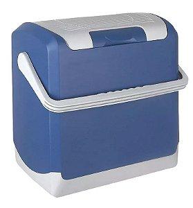 Caixa Térmica Cooler 12v 24 Litros NAUTIKA