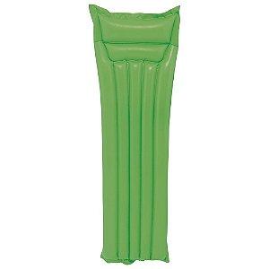 Colchão Inflável Piscina Summer Verde Mor 183x69cm