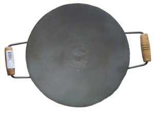 Disco Arado Tipo Frigideira S/Borda Grande 50cm