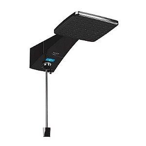 Ducha Digital Quadratta Plus Preta 7700w 220v