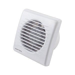 Exaustor para Banheiro 100mm (Embutir ou Sobrepor) Branco 220v