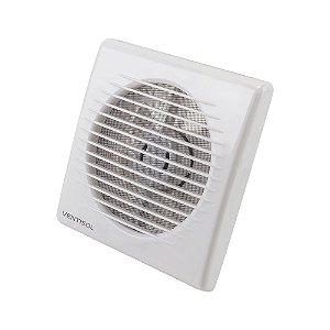 Exaustor Para Banheiro 150MM ( Embutir ou Sobrepor ) Branco 220V