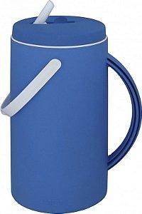 Jarra Térmica 2,5 Litros NATIVA Azul MOR