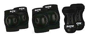 Kit Proteção Semi Pro Skate/Roller/Patins