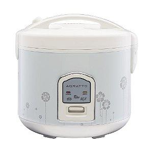 Panela Elétrica Arroz/Legumes Riso 10 Xícaras Branca 220v
