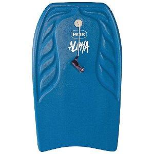 Prancha Bodyboard 90X47cm Azul MOR