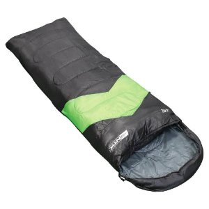 Saco de Dormir Nautika Grande Viper Preto/Verde