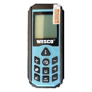 Trena a Laser Medidor de Distância 40metros WS8910 Wesco