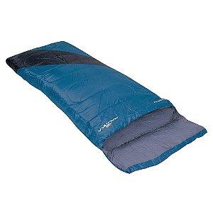 Saco de Dormir Nautika Grande Liberty Azul e Preto