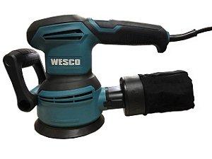Lixadeira Orbital Oscilante 125mm 400w 220V Ws4265 Wesco