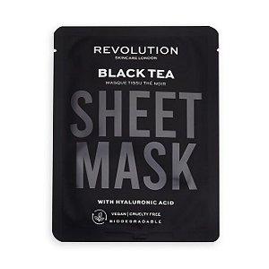 Máscara Facial com Chá Preto