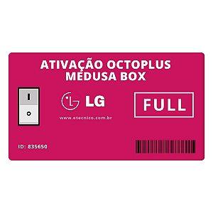 Ativação LG | Octoplus | Medusa Box