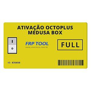 Ativação FRP TOOL | Octoplus | Medusa Box