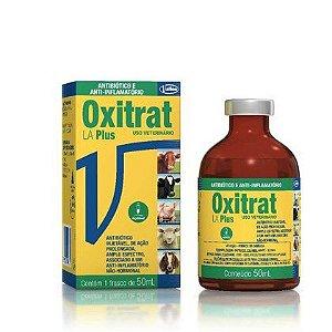 Oxitrat LA Plus Solução Injetável