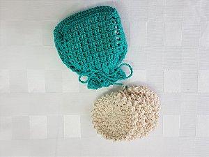 Ecopad em Crochê