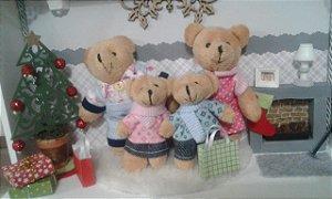 Miniatura Decoração Natalina I