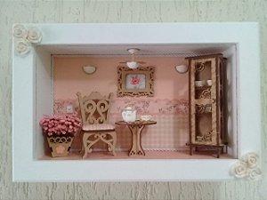 Miniatura Casa de Chá