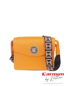 Bolsa Tiracolo Carmim by Kesttou BK041 Topazio - Unidade