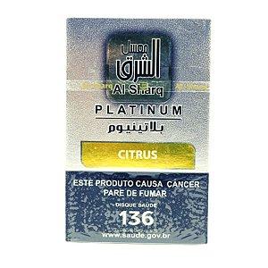 Essencia Narguile Al Sharq Citrus 50g - Unidade