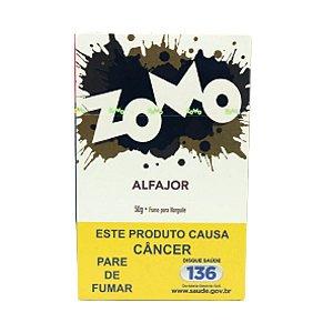 Essencia Narguile Zomo Alfajor 50g - Unidade