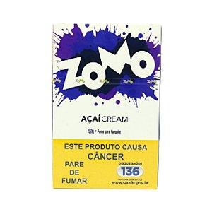 Essencia Narguile Zomo Açai Cream 50g - Unidade