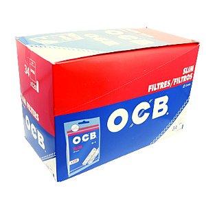 Filtro OCB Slim 6 x 5mm - Display 34 un