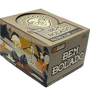 Filtro Bem Bolado Slim Eco - Display 10 un