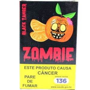 Essencia Narguile Zombie Black Tanger 50g - Unidade