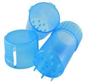 Dichavador Reservatório Plástico - Unidade