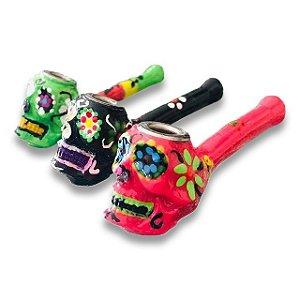 Pipe Caveira Mexicana  - Unidade